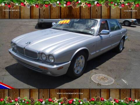 2001 Jaguar XJ-Series for sale at Gaynor Imports in Stanton CA