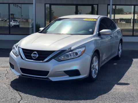 2018 Nissan Altima for sale at Nelson Car Country in Bixby OK