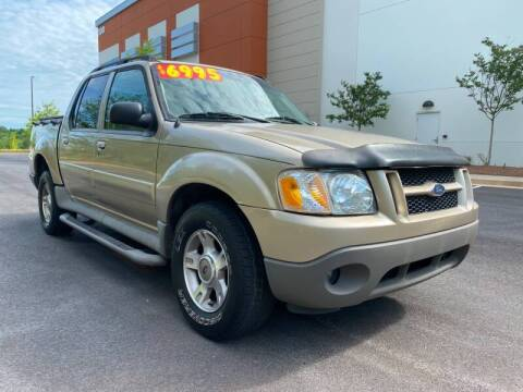 2003 Ford Explorer Sport Trac for sale at ELAN AUTOMOTIVE GROUP in Buford GA