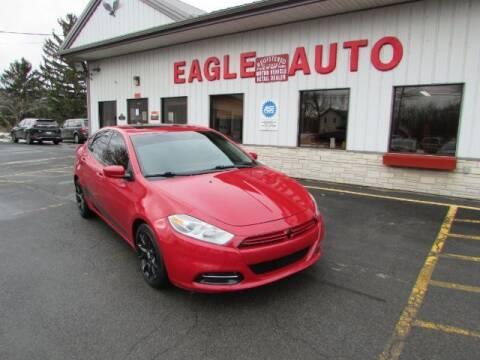 2013 Dodge Dart for sale at Eagle Auto Center in Seneca Falls NY