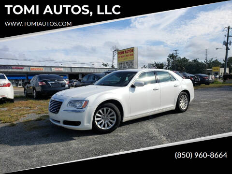 2013 Chrysler 300 for sale at TOMI AUTOS, LLC in Panama City FL