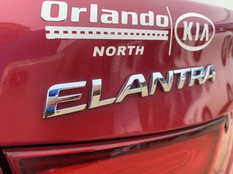 2016 Hyundai Elantra SE 4dr Sedan 6A - Sanford FL
