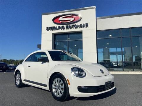 2014 Volkswagen Beetle for sale at Sterling Motorcar in Ephrata PA