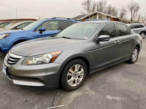 2012 Honda Accord for sale at SETTLE'S CARS & TRUCKS in Flint Hill VA