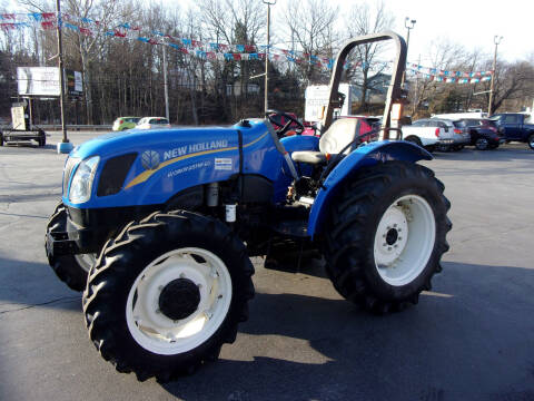 2016 New Holland WORKMASTER 60 for sale at Dave Thornton North East Motors in North East PA
