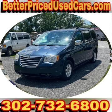 2007 Chrysler Town and Country for sale at Better Priced Used Cars in Frankford DE