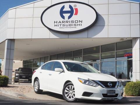 2018 Nissan Altima for sale at Harrison Imports in Sandy UT