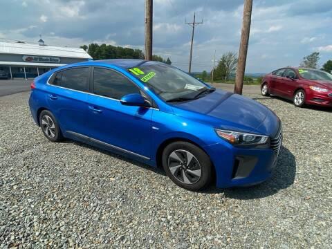 2018 Hyundai Ioniq Hybrid for sale at ALL WHEELS DRIVEN in Wellsboro PA