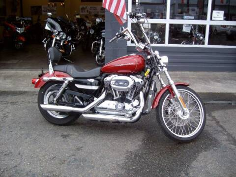 2006 Harley-Davidson XL 1200C for sale at Goodfella's  Motor Company in Tacoma WA
