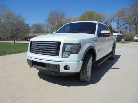 2012 Ford F-150 for sale at D & P Sales LLC in Wichita KS