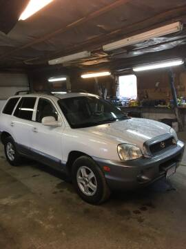 2004 Hyundai Santa Fe for sale at Lavictoire Auto Sales in West Rutland VT