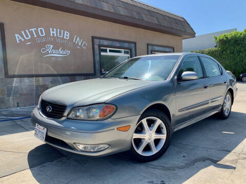 2004 Infiniti I35 for sale at Auto Hub, Inc. in Anaheim CA