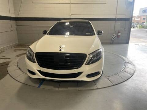 2015 Mercedes-Benz S-Class for sale at Luxury Car Outlet in West Chicago IL
