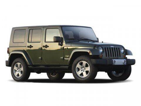 2009 Jeep Wrangler Unlimited for sale at J T Auto Group in Sanford NC