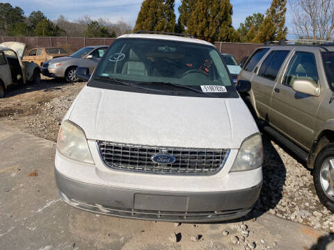 2004 Ford Freestar for sale at Encore Auto Parts & Recycling in Jefferson GA
