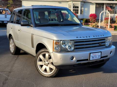 2004 Land Rover Range Rover for sale at Gold Coast Motors in Lemon Grove CA