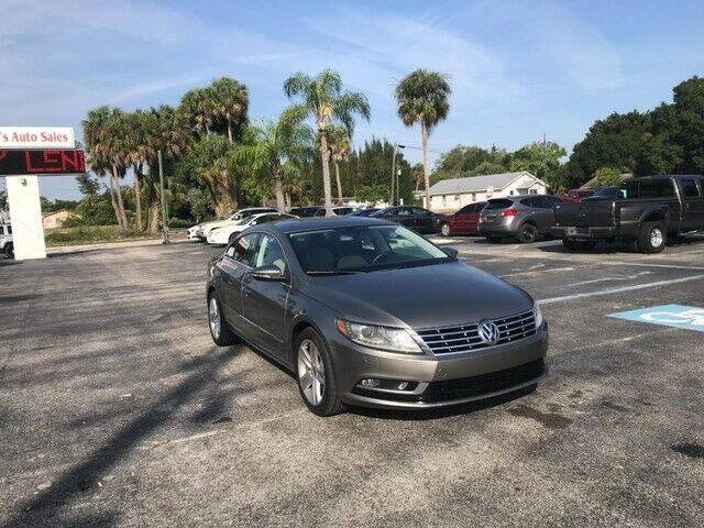 2015 Volkswagen CC for sale at Denny's Auto Sales in Fort Myers FL