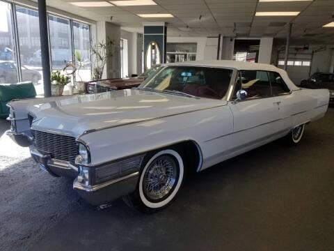 1965 Cadillac DeVille for sale at LYNN MOTOR SALES in Lynn MA
