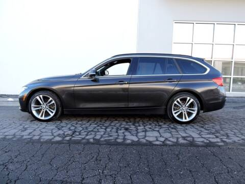 2017 BMW 3 Series for sale at PK MOTORS GROUP in Las Vegas NV