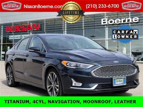 2020 Ford Fusion for sale at Nissan of Boerne in Boerne TX