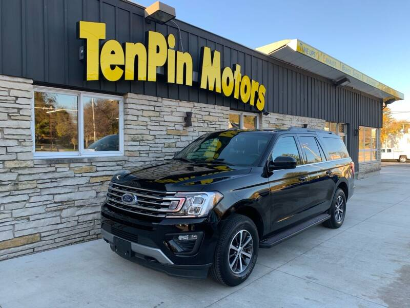 2019 Ford Expedition MAX for sale at TenPin Motors LLC in Fort Atkinson WI