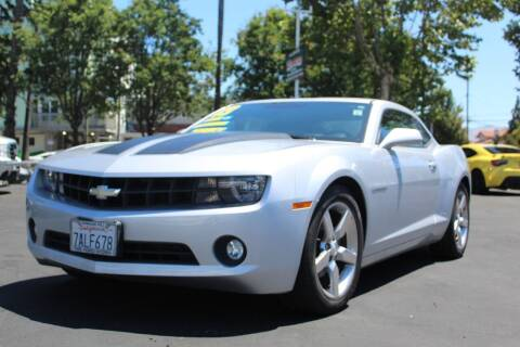 2013 Chevrolet Camaro for sale at San Jose Auto Outlet in San Jose CA