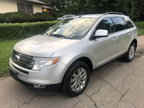 2010 Ford Edge for sale at Urban Motors llc. in Columbus OH