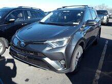 2017 Toyota RAV4 Hybrid for sale at Franklyn Auto Sales in Cohoes NY