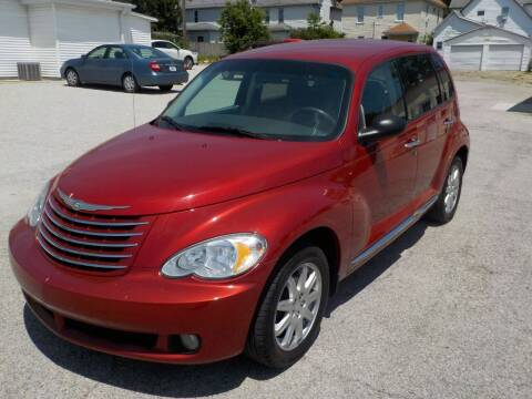 2010 Chrysler PT Cruiser for sale at SEBASTIAN AUTO SALES INC. in Terre Haute IN