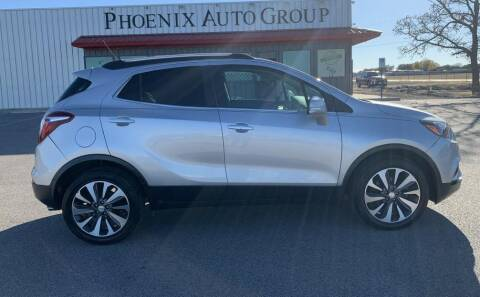 2017 Buick Encore for sale at PHOENIX AUTO GROUP in Belton TX