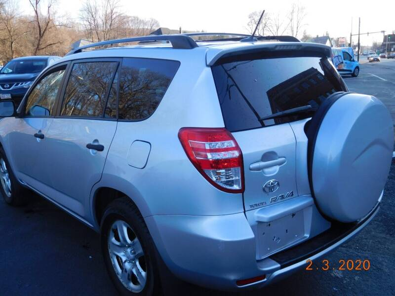 2010 Toyota RAV4 for sale at Southbridge Street Auto Sales in Worcester MA