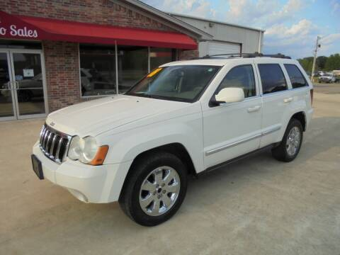 2008 Jeep Grand Cherokee for sale at US PAWN AND LOAN in Austin AR