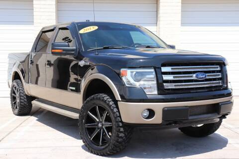 2013 Ford F-150 for sale at MG Motors in Tucson AZ