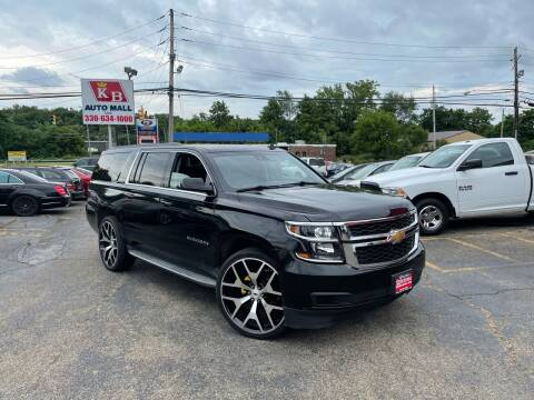2015 Chevrolet Suburban for sale at KB Auto Mall LLC in Akron OH