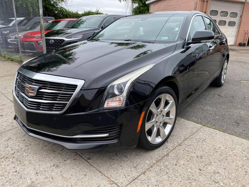 2016 Cadillac ATS for sale at Seaview Motors and Repair LLC in Bridgeport CT
