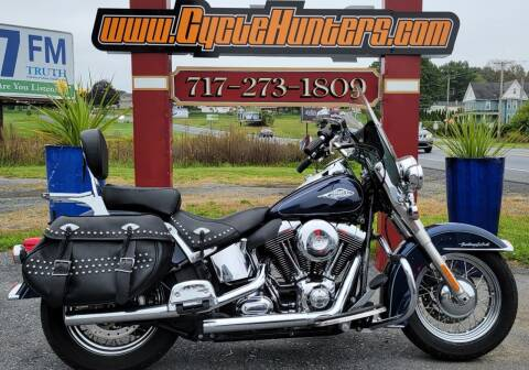 2013 Harley-Davidson Heritage Softail Classic for sale at Haldeman Auto in Lebanon PA