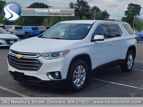 2018 Chevrolet Traverse for sale at 1 North Preowned in Danvers MA