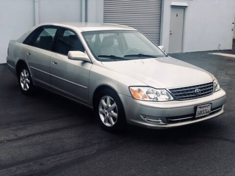 2003 Toyota Avalon for sale at Autos Direct in Costa Mesa CA