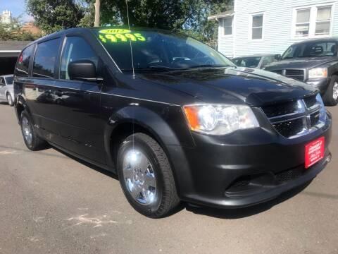 2012 Dodge Grand Caravan for sale at Alexander Antkowiak Auto Sales in Hatboro PA