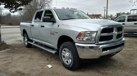 2016 RAM Ram Pickup 2500 for sale at J's Auto Exchange in Derry NH
