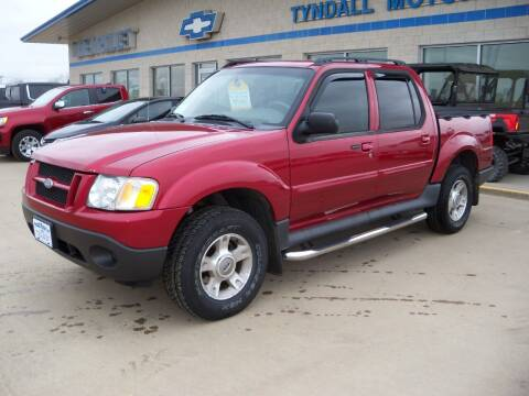 2004 Ford Explorer Sport Trac for sale at Tyndall Motors in Tyndall SD