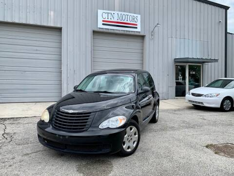 2008 Chrysler PT Cruiser for sale at CTN MOTORS in Houston TX