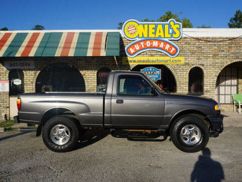 2005 Mazda B-Series Truck for sale at Oneal's Automart LLC in Slidell LA