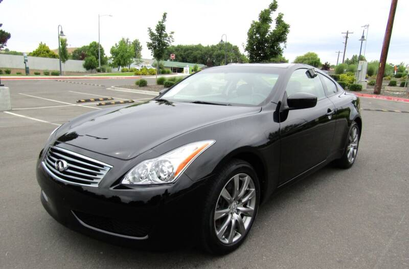 2010 Infiniti G37 Coupe for sale at Northwest Premier Auto Sales in West Richland WA