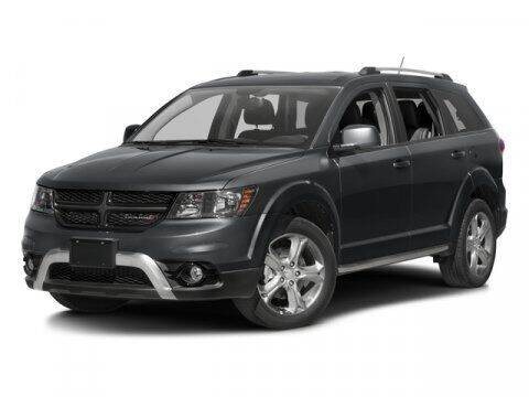 2017 Dodge Journey for sale at Clay Maxey Ford of Harrison in Harrison AR