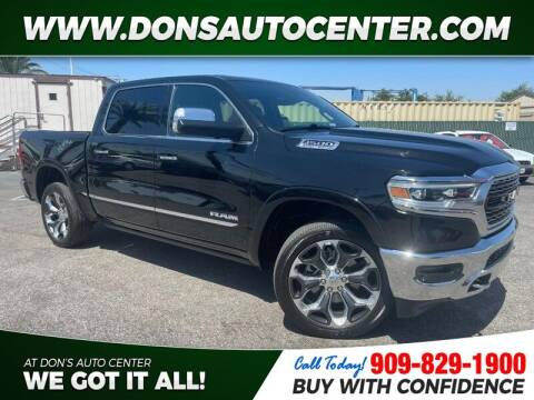 2019 RAM Ram Pickup 1500 for sale at Dons Auto Center in Fontana CA