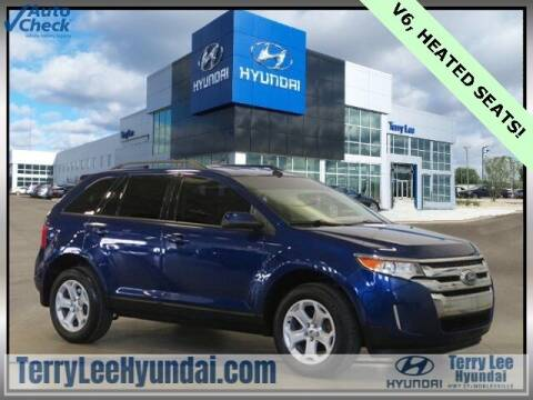 2013 Ford Edge for sale at Terry Lee Hyundai in Noblesville IN