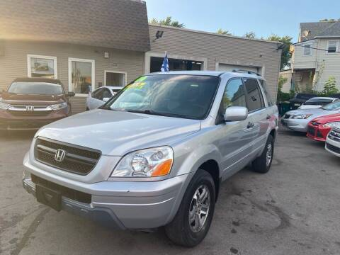 2004 Honda Pilot for sale at Global Auto Finance & Lease INC in Maywood IL