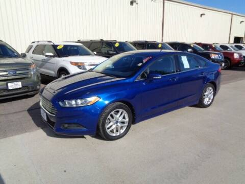 2013 Ford Fusion for sale at De Anda Auto Sales in Storm Lake IA