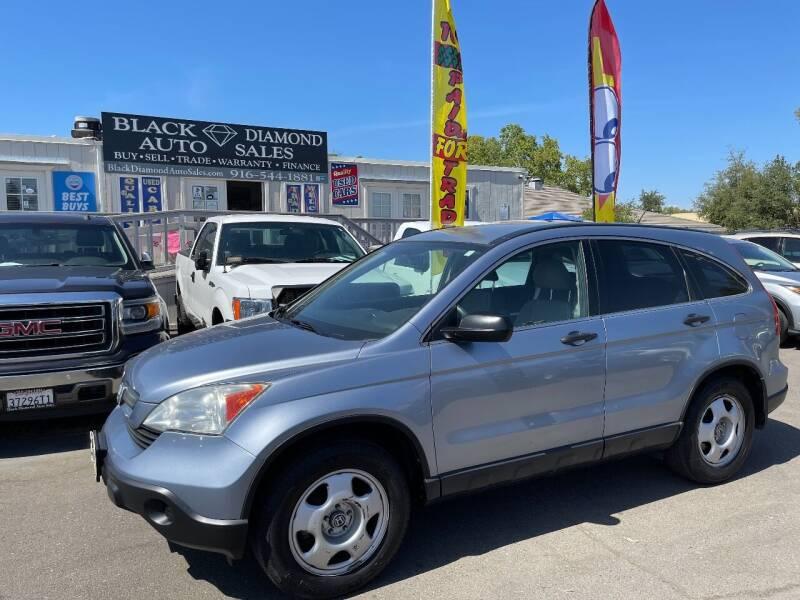2007 Honda CR-V for sale at Black Diamond Auto Sales Inc. in Rancho Cordova CA